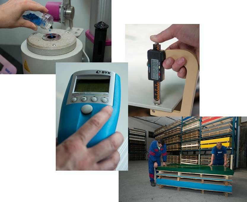 Měření a kontrola kvality výrobků Mepla